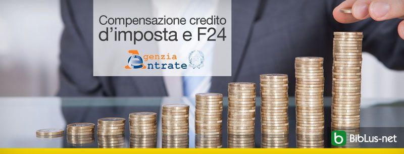 Compensazione-credito-d-imposta-e-F24