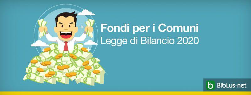 Fondi-per-i-Comuni-Legge-di-Bilancio-2020