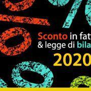 Sconto-in-fattura-&-legge-di-bilancio-2020