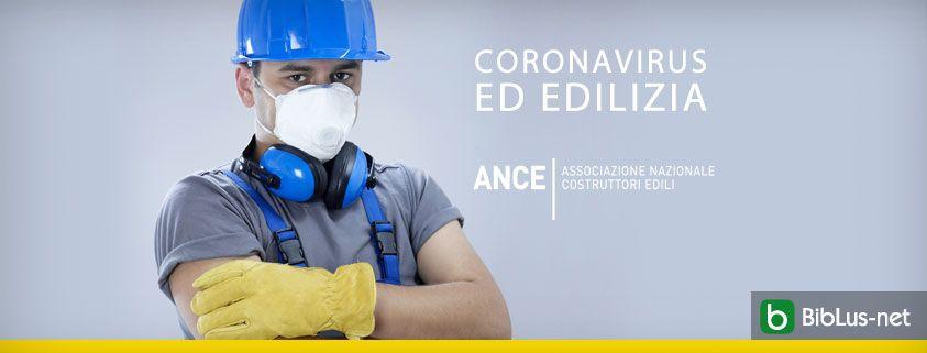 Coronavirus-ed-edilizia