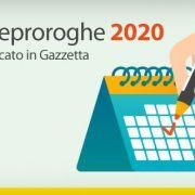 Milleproroghe-2020-Pubblicato-in-Gazzetta
