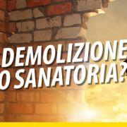Demolizione-o-sanatoria