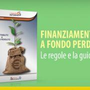 Finanziamenti a FONDO PERDUTO – le regole e la guida AE