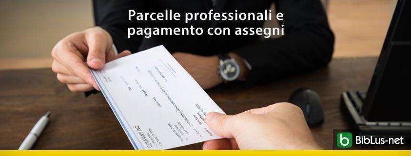Parcelle-professionali-e-pagamento-con-assegni