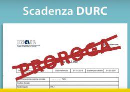 Scadenza-DURC