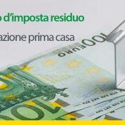 Credito-d-imposta-residuo-agevolazione-prima-casa