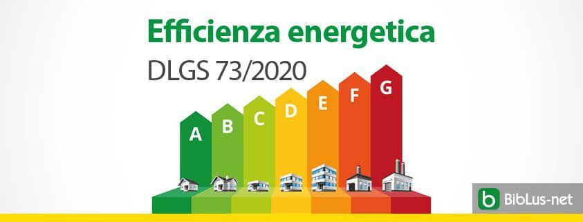 Efficienza-energetica-dlgs-73-2020
