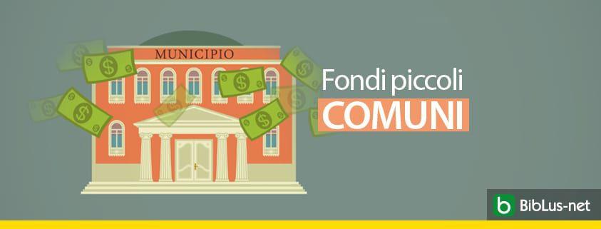 Fondi-piccoli-Comuni