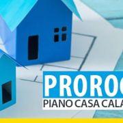 Proroga – piano casa Calabria