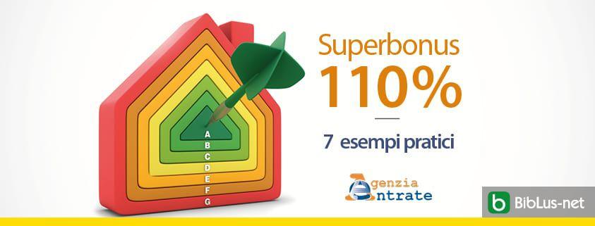 Superbonus-110-7-esempi-pratici