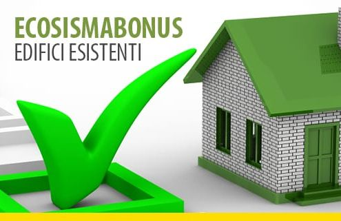 Ecosismabonus – edifici esistenti