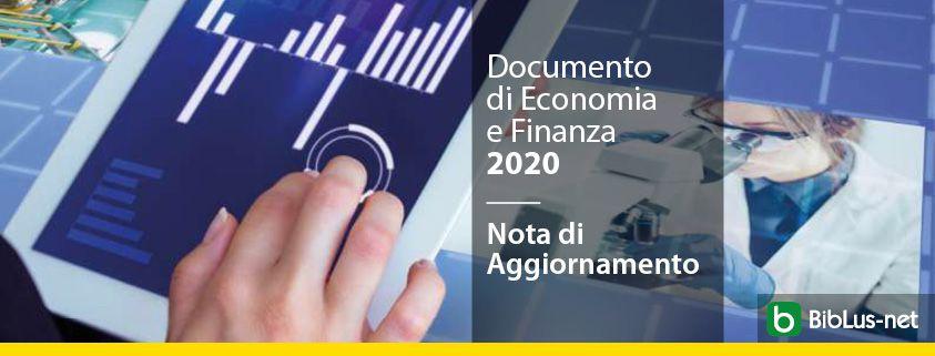 documento-di-economia-e-finanza-2020-nota-di-aggiornamento