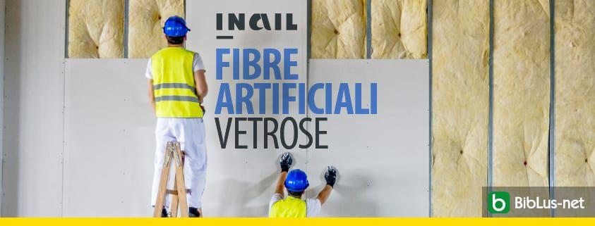 fibre artificiali vetrose