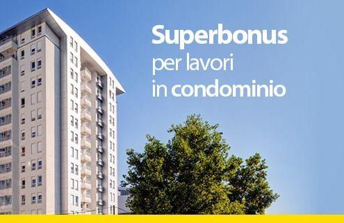 superbonus in condominio