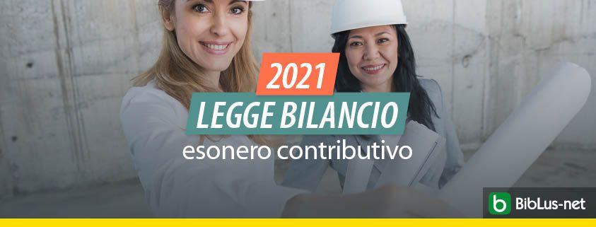 legge-bilancio-2021-esonero-contributivo