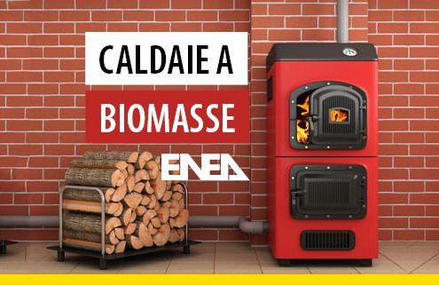 Caldaia-biomassa