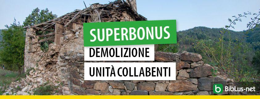 Superbonus-demolizione-unita- collabenti