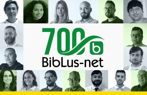 BibLus newsletter 700