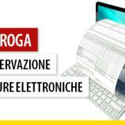 proroga-conservazione-fatture-elettroniche