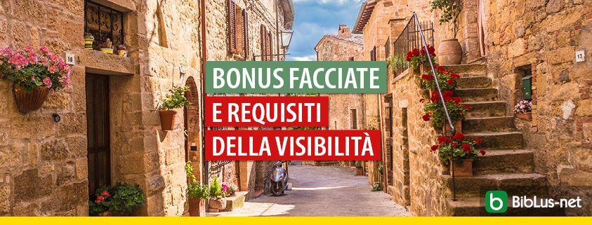 bonus-facciate-interpello-visibilita-strada