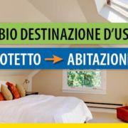 cambio-destinazione-d-uso-sottotetto-freccia-abitazione