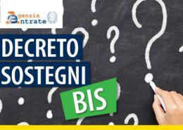 faq-Decreto Sostegni-bis-entrate