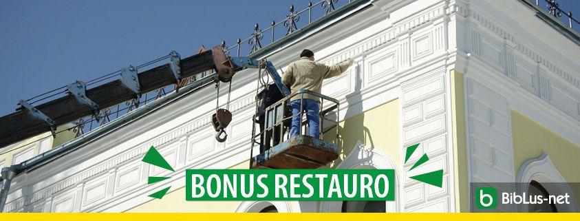 BONUS-RESTAURO