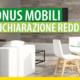 Bonus mobili dichiarazione redditi