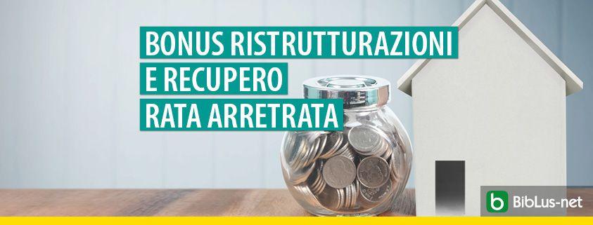 Bonus-ristrutturazioni-recupero-rata-arretrata