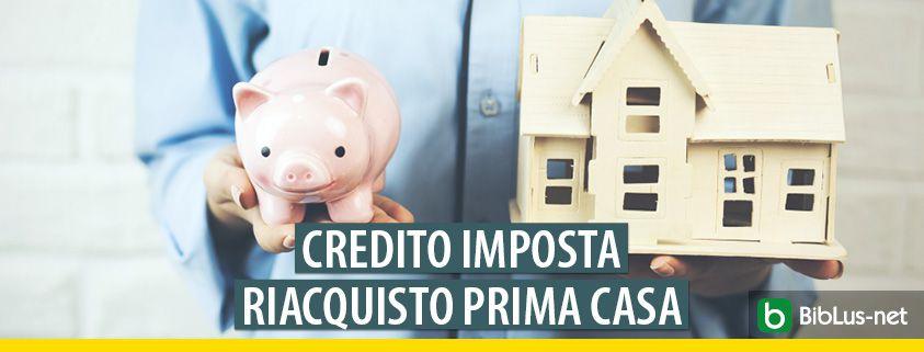 Credito-imposta-riacquisto-PRIMA-CASA