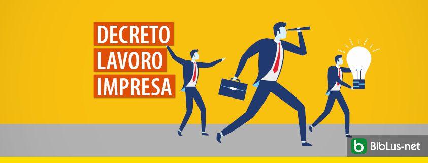 decreto-lavoro-impresa