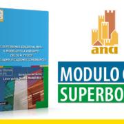 quaderno ANCI con modulo CILA superbonus