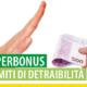interpello AE Superbonus e limiti di detribilità