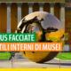 Bonus facciate cortili interni musei