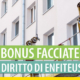 Bonus facciate e diritto di enfiteusi: l'ok delle Entrate