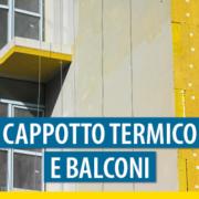 Cappotto condominiale: no al diniego del singolo sul proprio balcone