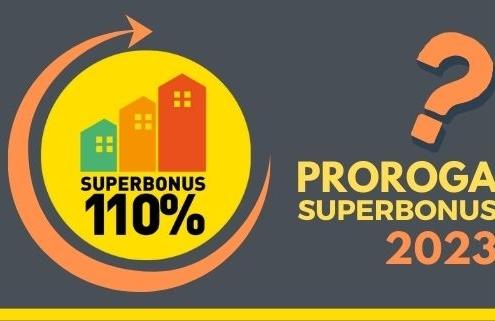 Copertina proroga superbonus 2023