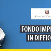 Fondo Imprese in difficoltà