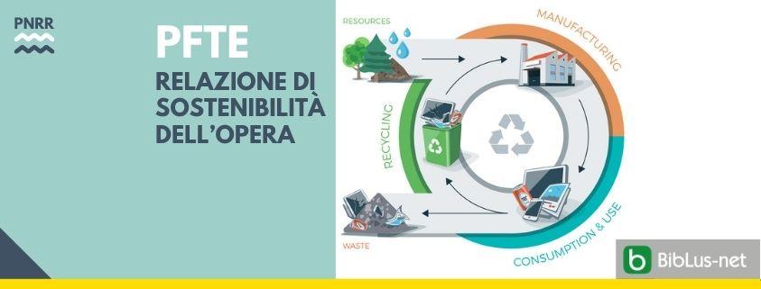 Relazione di sostenibilità