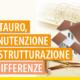 Risanamento, manutenzione e ristrutturazione edilizia leggera/pesante: le differenze