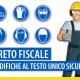 le modifiche al testo unico sulla sicurezza con il decreto fiscale 2021