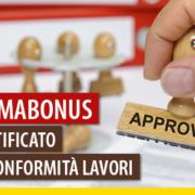 Sismabonus acquisti: ok all'attestazione di conformità/lavori dopo l'atto di compravendita