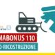 Demo-ricostruzione con aumento di volume: ok al supersismabonus, no all'ecobonus 110