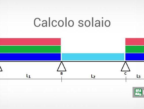 Calcolo-solaio