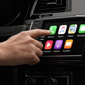 Carplay-touch