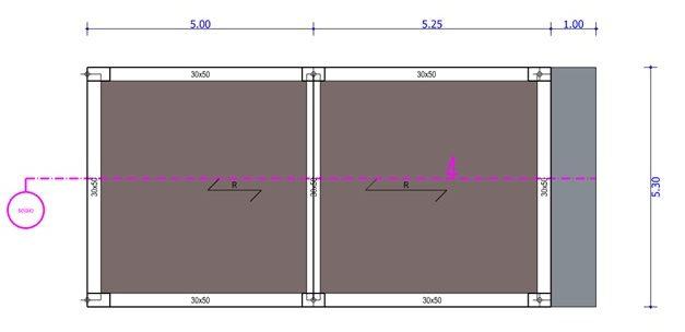 EdiLus-CA: input del modello