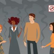 Rischio fumo nei luoghi di lavoro: ecco la guida Inail