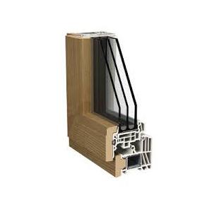Infisso in legno-PVC