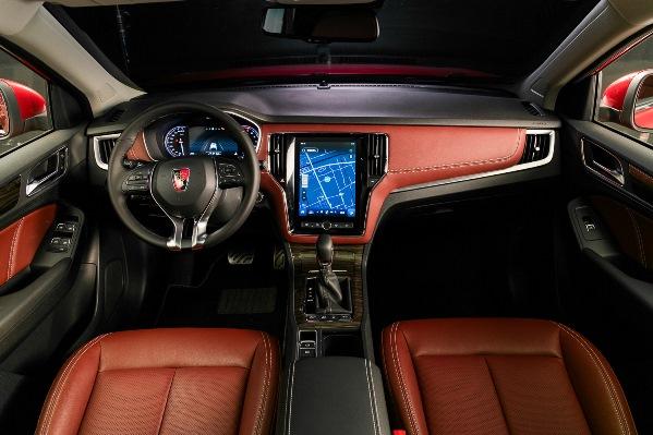 OS'Car RX5 interni