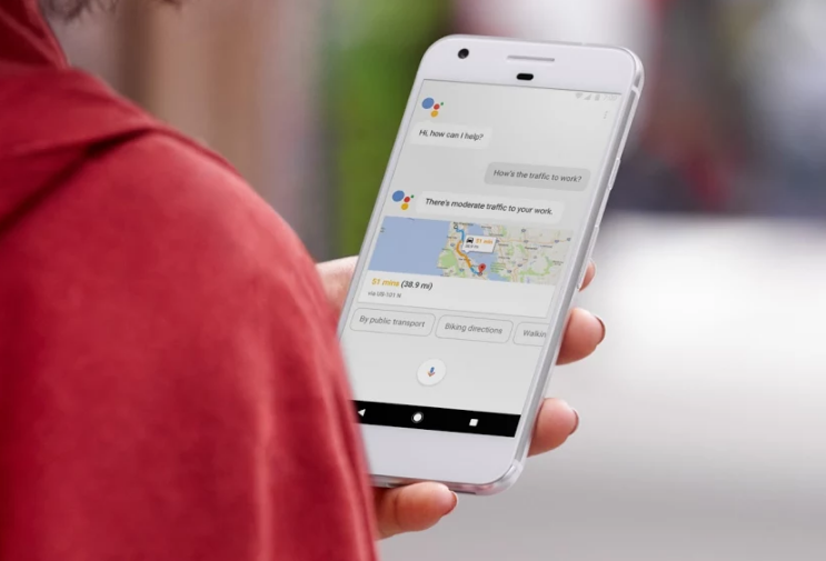 "Google Pixel - ""ok Google"""